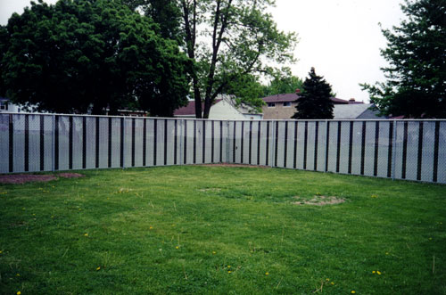 Chain Link Gallery Mit Fence Sport Court Fencing